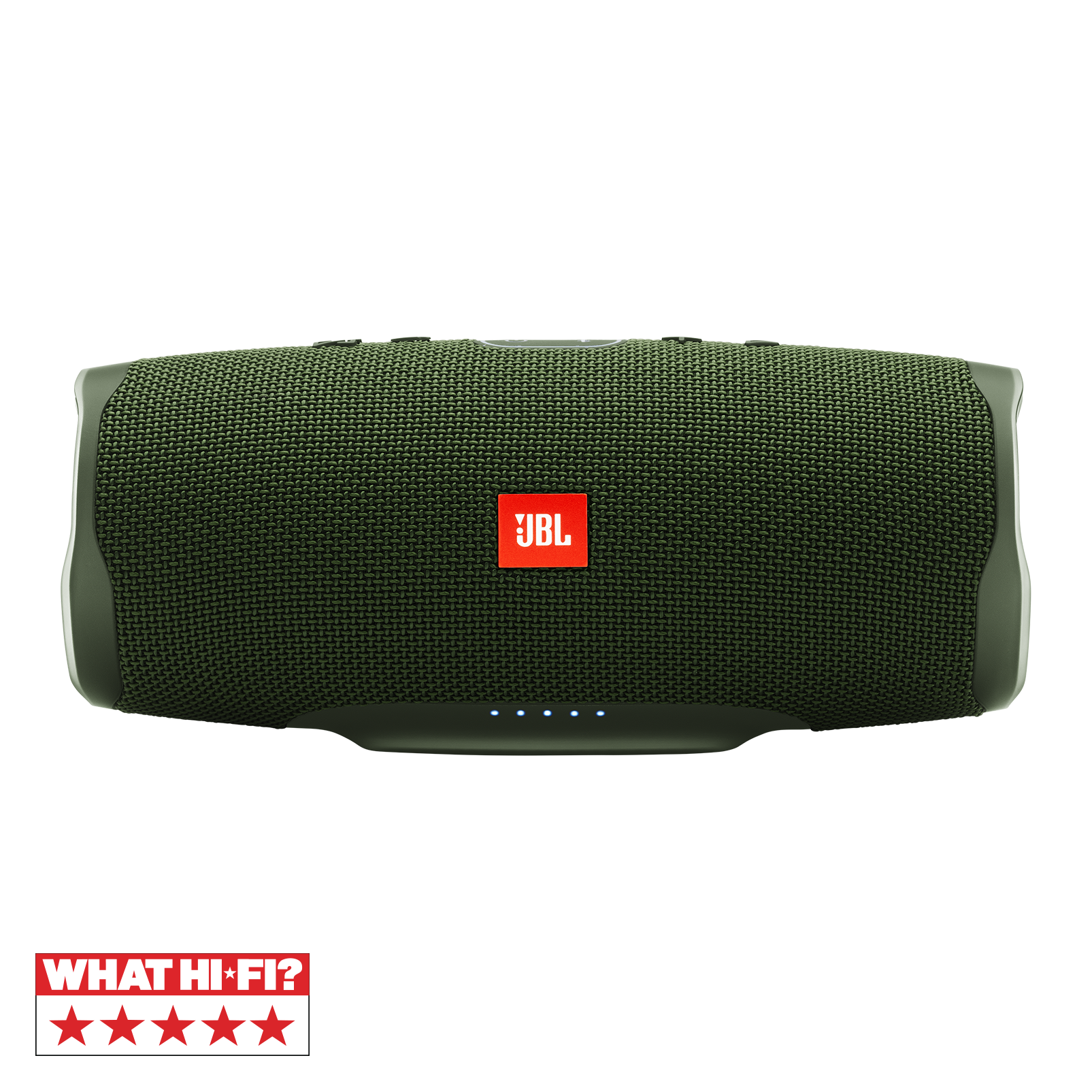 JBL Charge 4 - Forest Green - Portable Bluetooth speaker - Hero