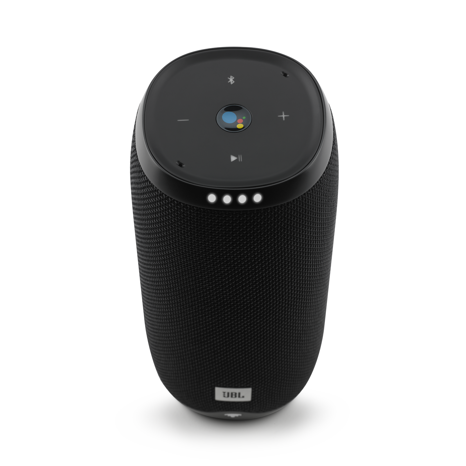 JBL Link 20 - Black - Voice-activated portable speaker - Detailshot 1