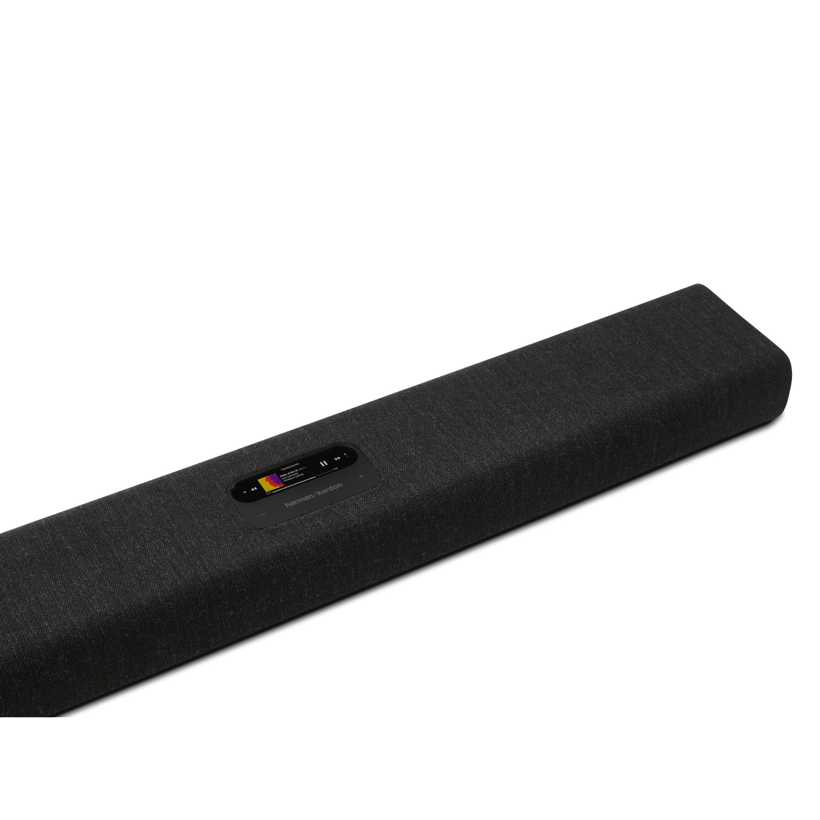 Harman Kardon Citation MultiBeam™ 700 - Black - The smartest, compact soundbar with MultiBeam™ surround sound - Detailshot 1