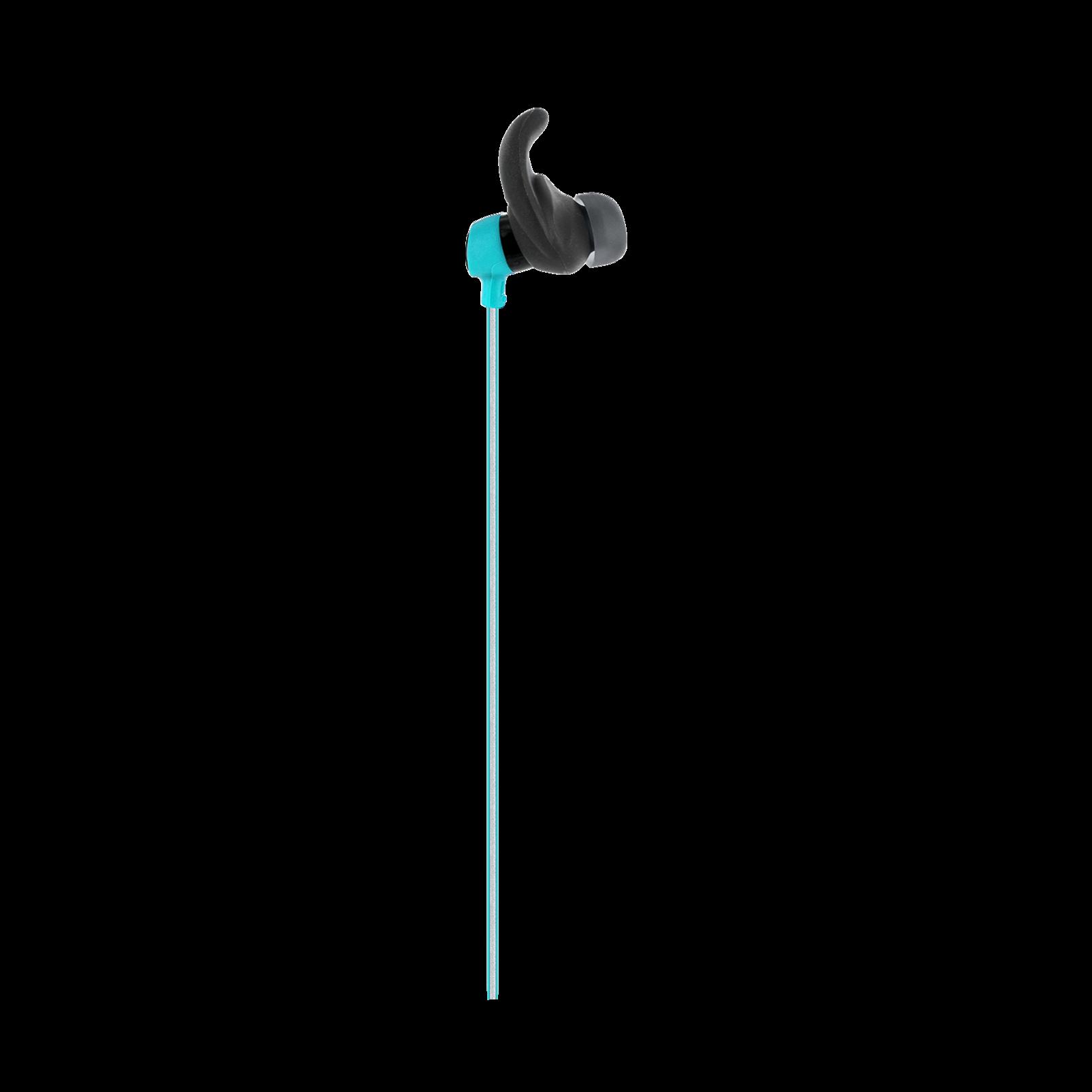 Reflect Mini - Teal - Lightweight, in-ear sport headphones - Detailshot 8