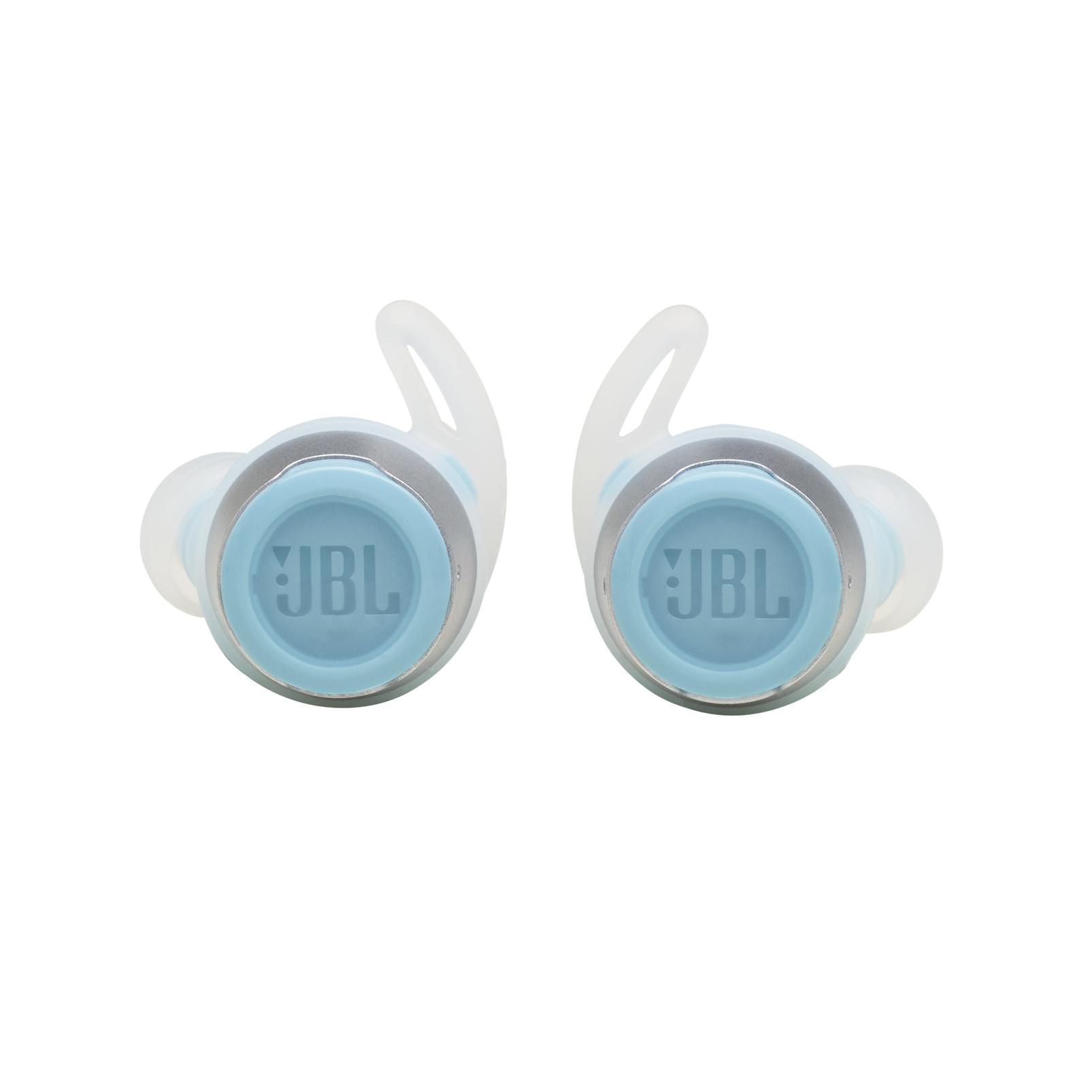 JBL REFLECT FLOW - Teal - True wireless sport headphones. - Front