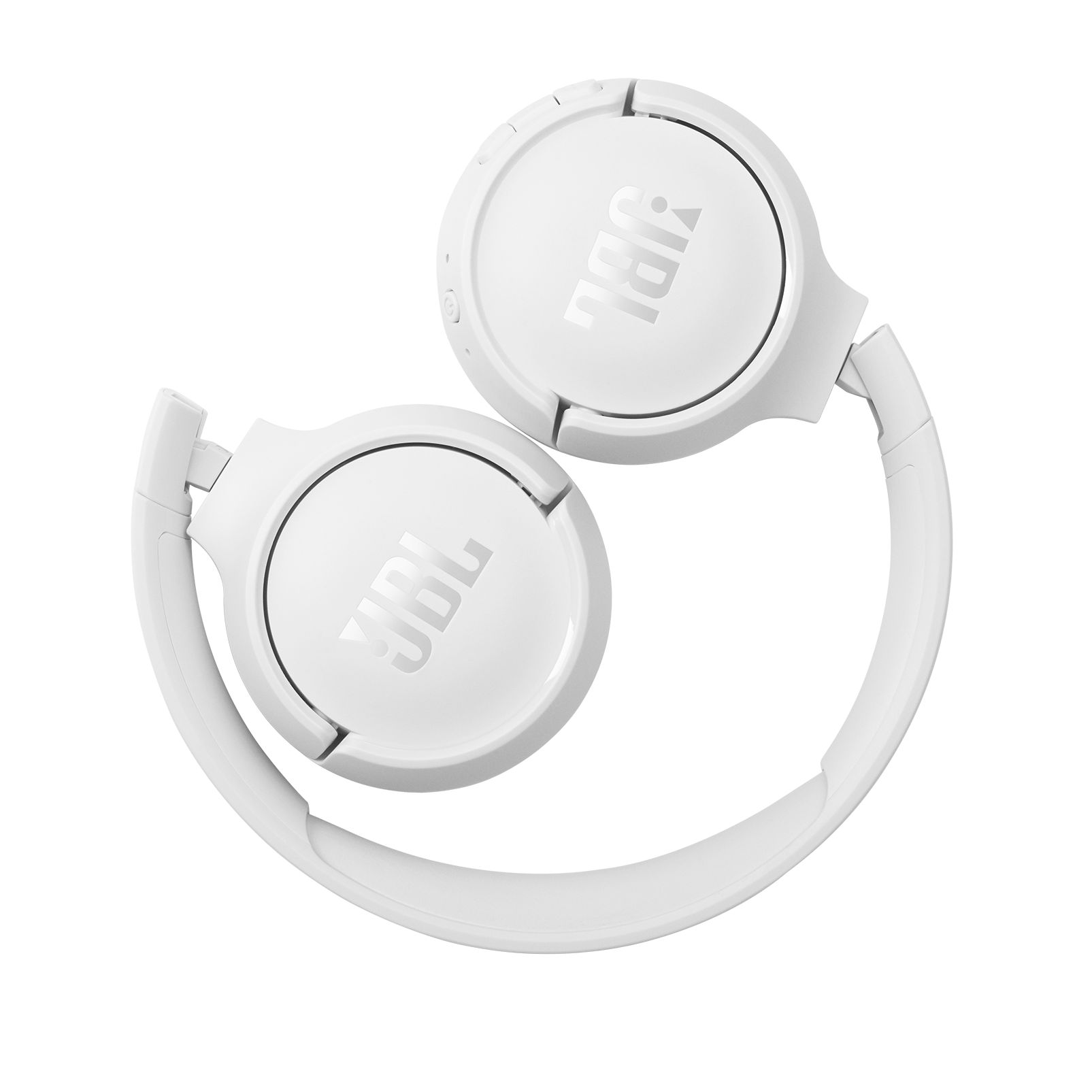 JBL Tune 510BT - White - Wireless on-ear headphones - Detailshot 3