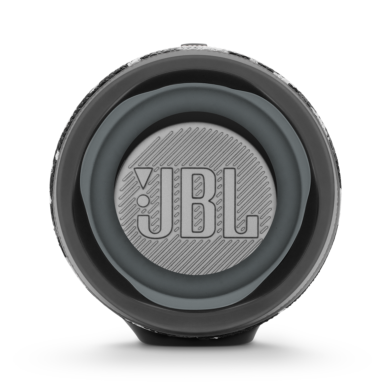 JBL Charge 4 - Black/White Camouflage - Portable Bluetooth speaker - Detailshot 2