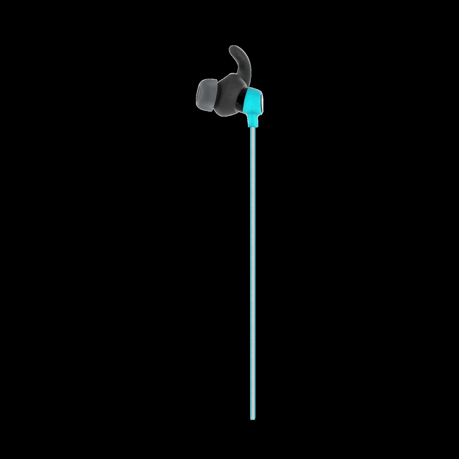 Reflect Mini - Teal - Lightweight, in-ear sport headphones - Detailshot 5