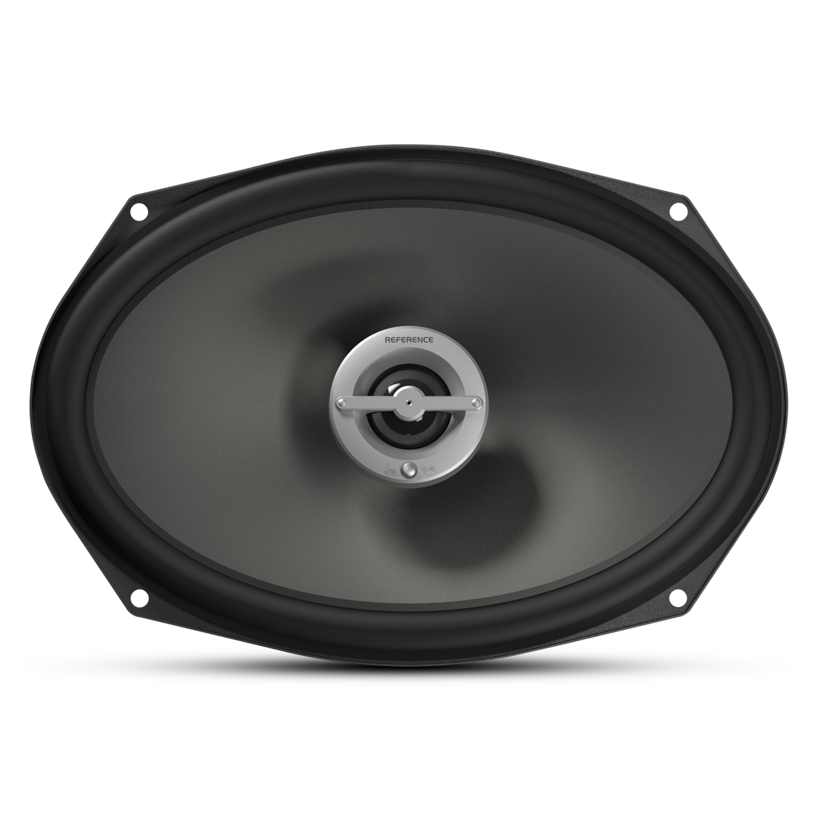 """Reference 9602ix - Black - Integrated 5-1/4"""" woofer with coaxially mounted tweeter - Detailshot 1"""