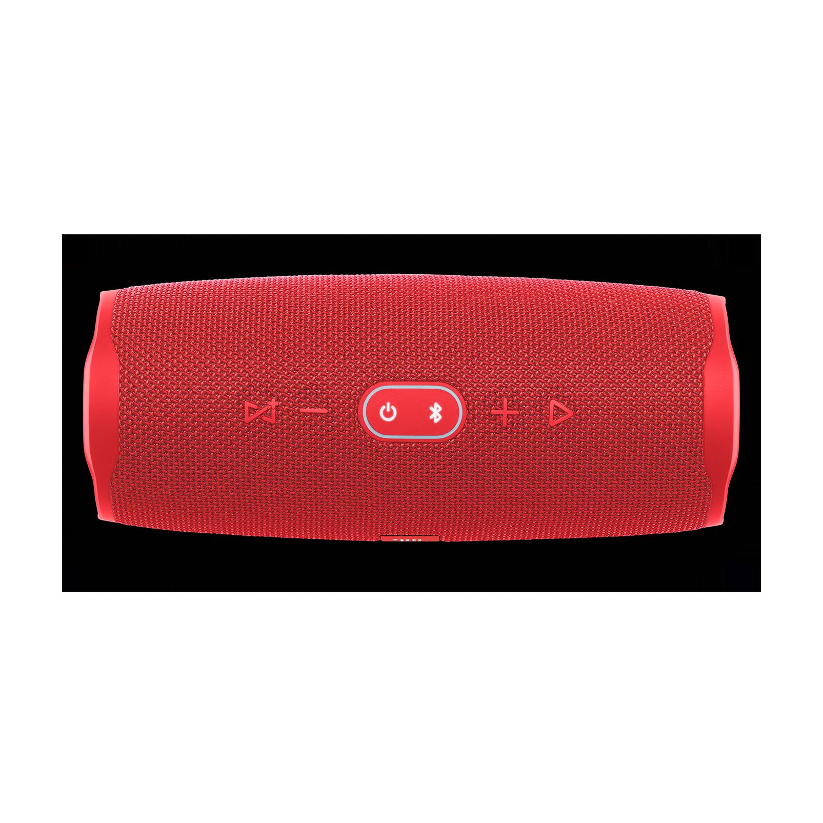 JBL Charge 4 - Red - Portable Bluetooth speaker - Detailshot 1