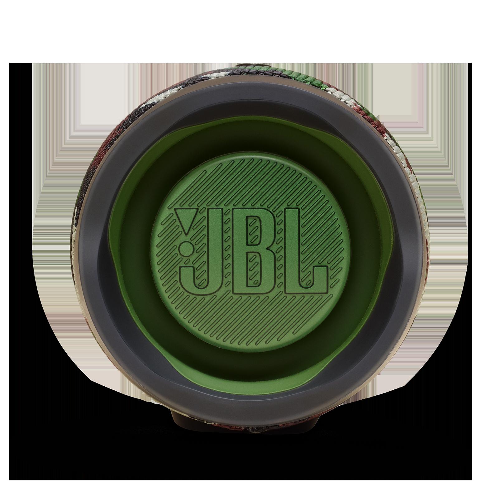 JBL Charge 4 - Squad - Portable Bluetooth speaker - Detailshot 2