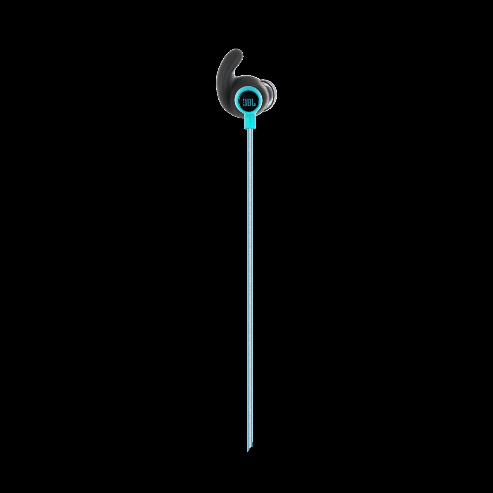 Reflect Mini - Teal - Lightweight, in-ear sport headphones - Detailshot 4