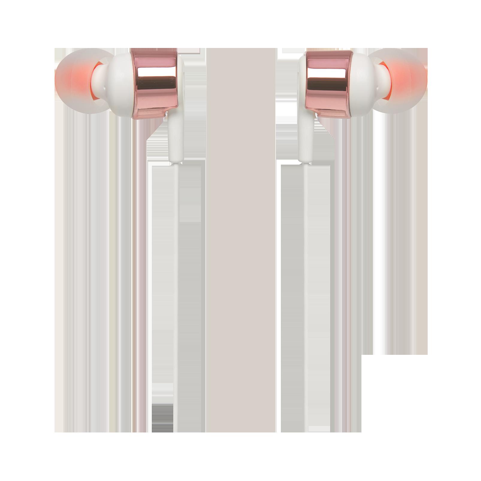 JBL TUNE 210 - Rose Gold - In-ear headphones - Detailshot 1