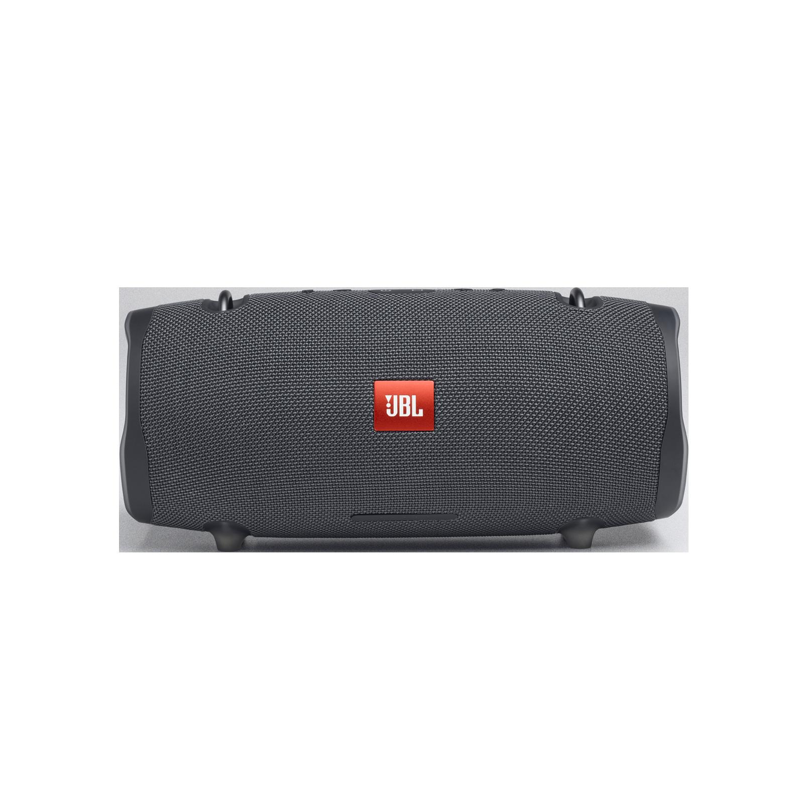 JBL Xtreme 2 Gun Metal - Gun Metal - Portable Bluetooth Speaker - Front