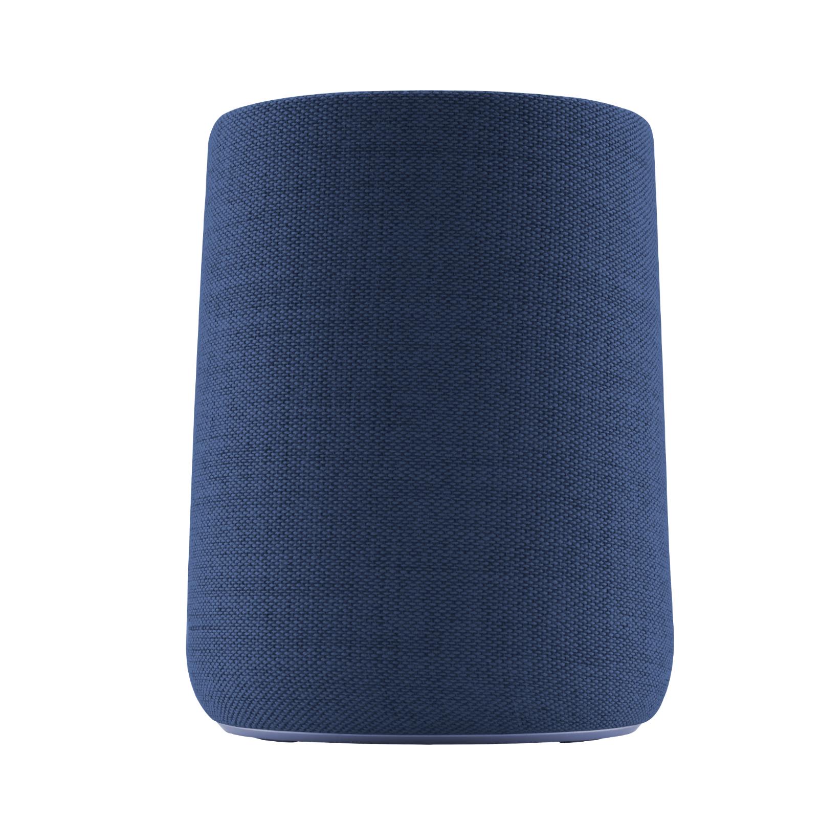 Harman Kardon Citation One MKII - Blue - All-in-one smart speaker with room-filling sound - Left