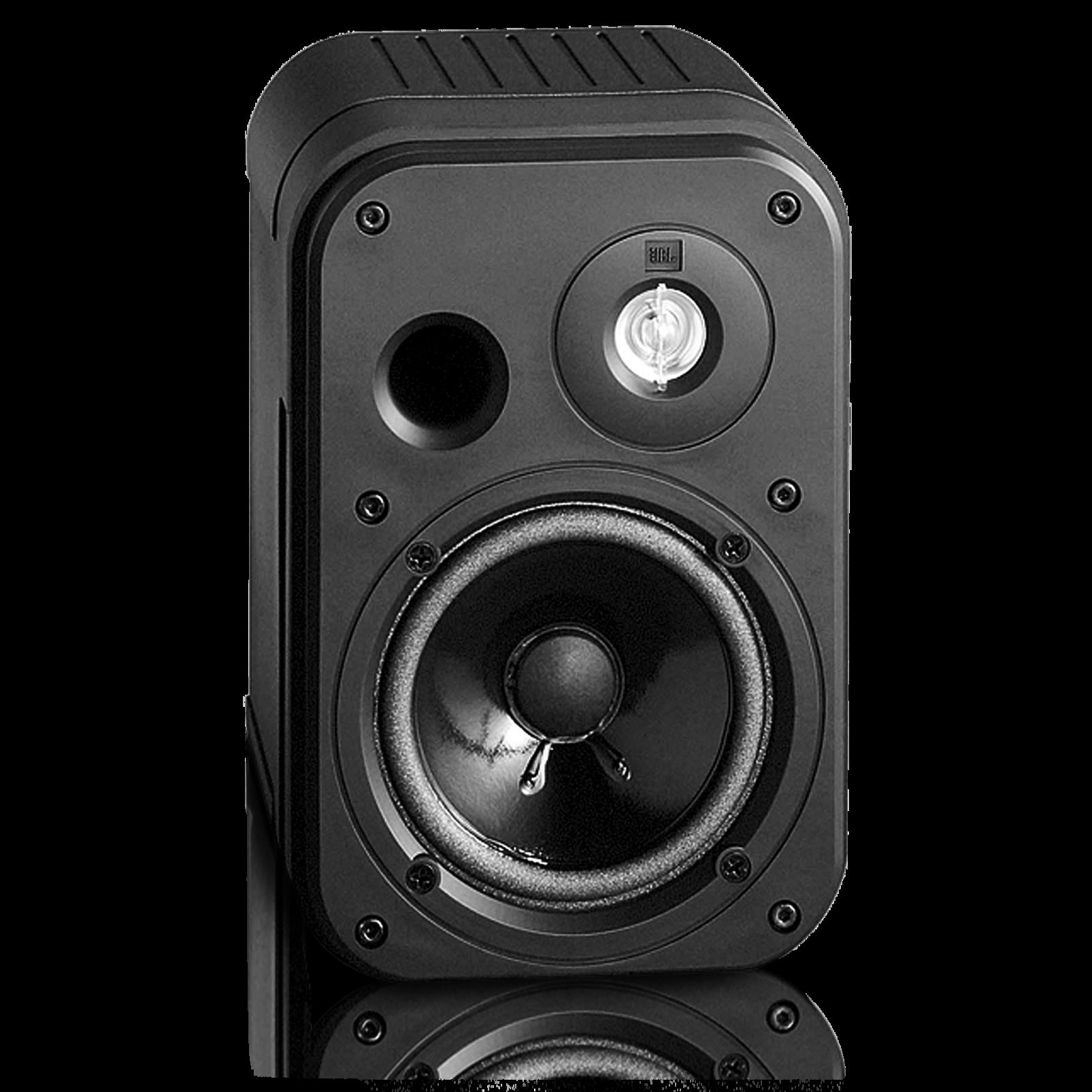 "Control One - Black - 2-Way, 100mm (4"") Bookshelf Speaker - Detailshot 1"