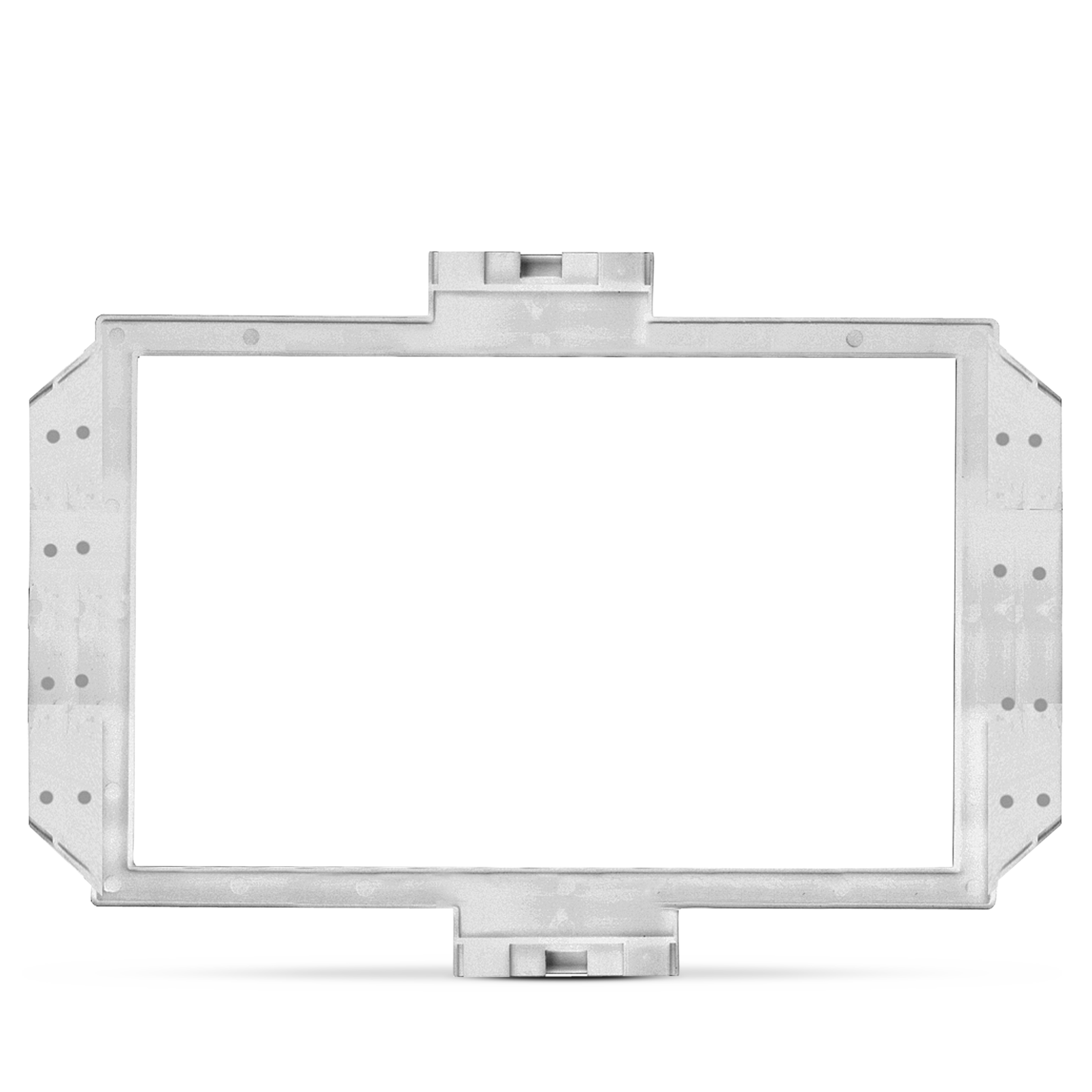 RIF55 - White - In-Wall Speaker Frames for JBL HTI55 Speakers - Hero