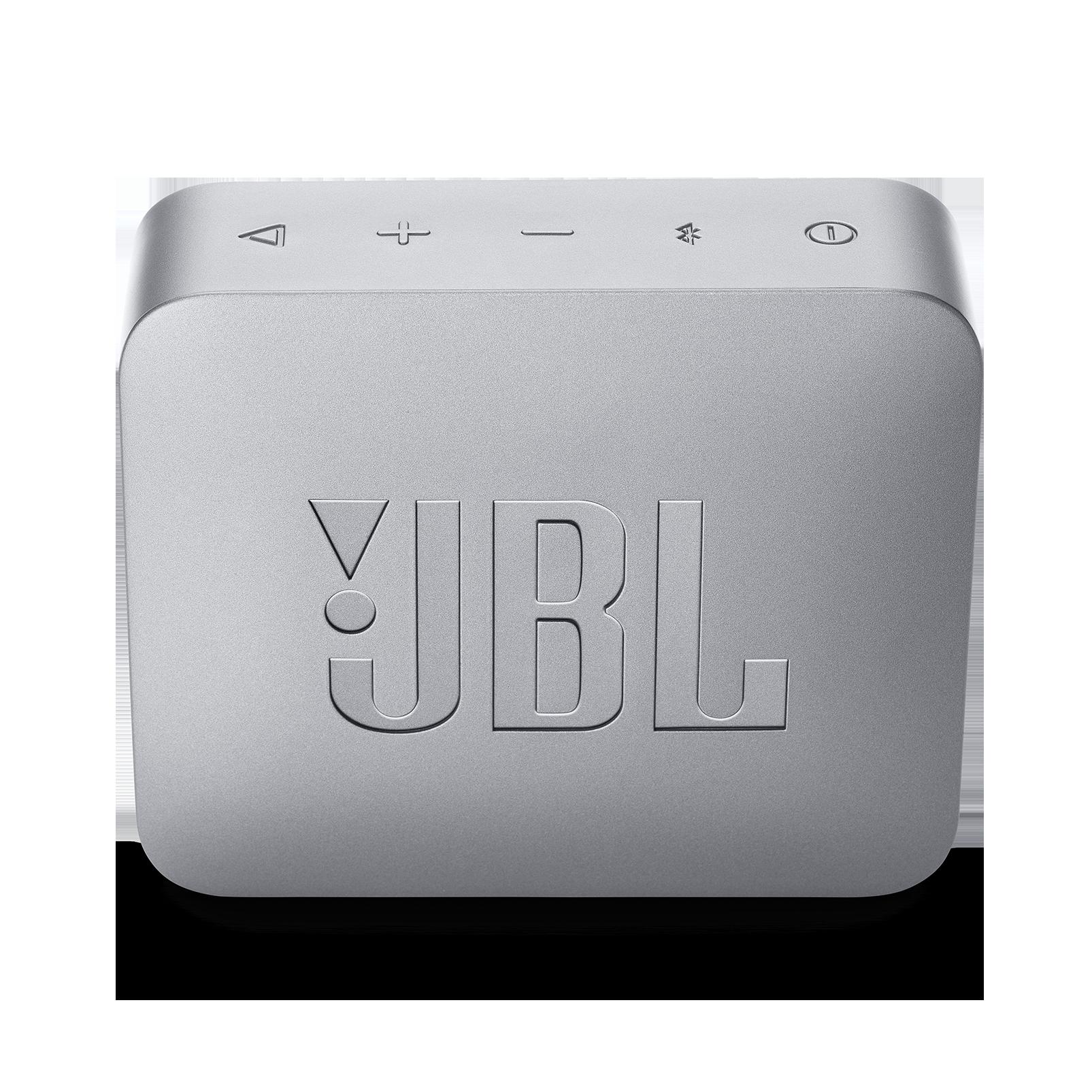 JBL GO 2 - Ash Gray - Portable Bluetooth speaker - Back