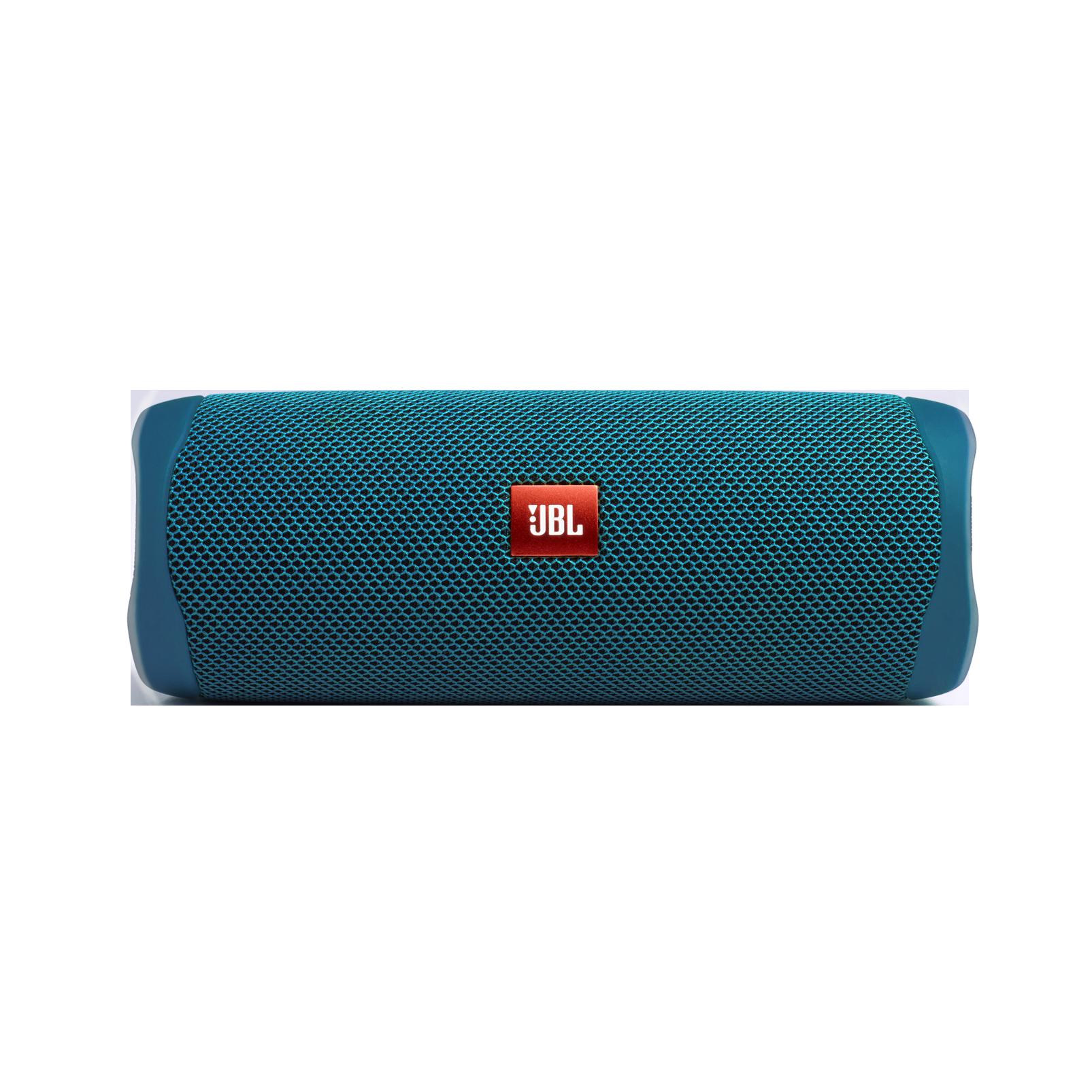 JBL Flip 5 Eco edition - Ocean Blue - Portable Speaker - Eco edition - Front