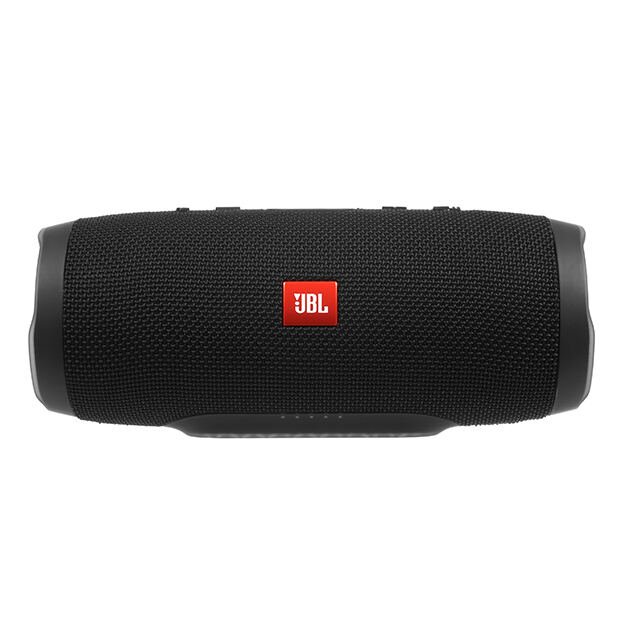 JBL Charge 3 - Black - Full-featured waterproof portable speaker with high-capacity battery to charge your devices - Detailshot 15