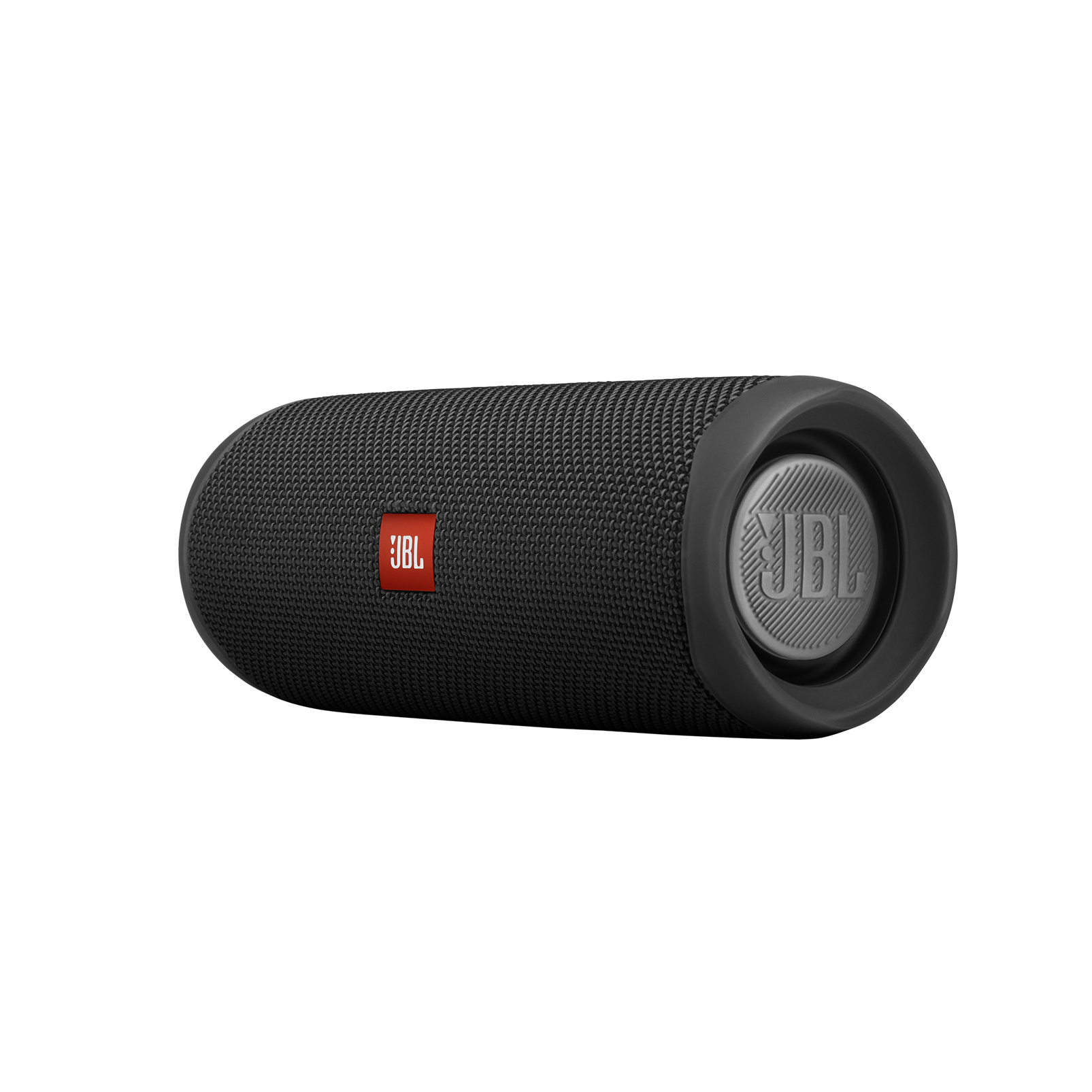 JBL FLIP 5 - Black Matte - Portable Waterproof Speaker - Detailshot 3