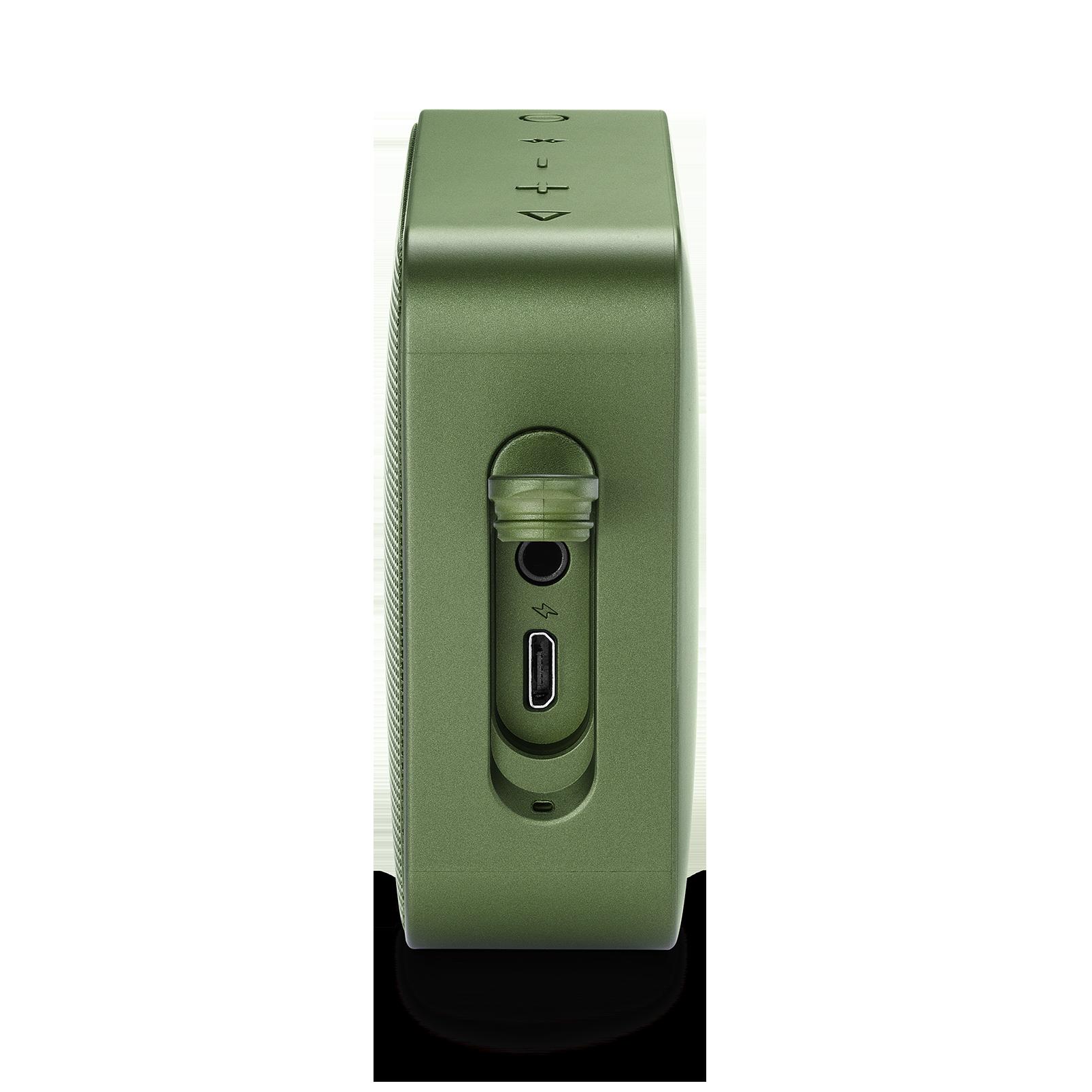 JBL GO 2 - Moss Green - Portable Bluetooth speaker - Detailshot 4