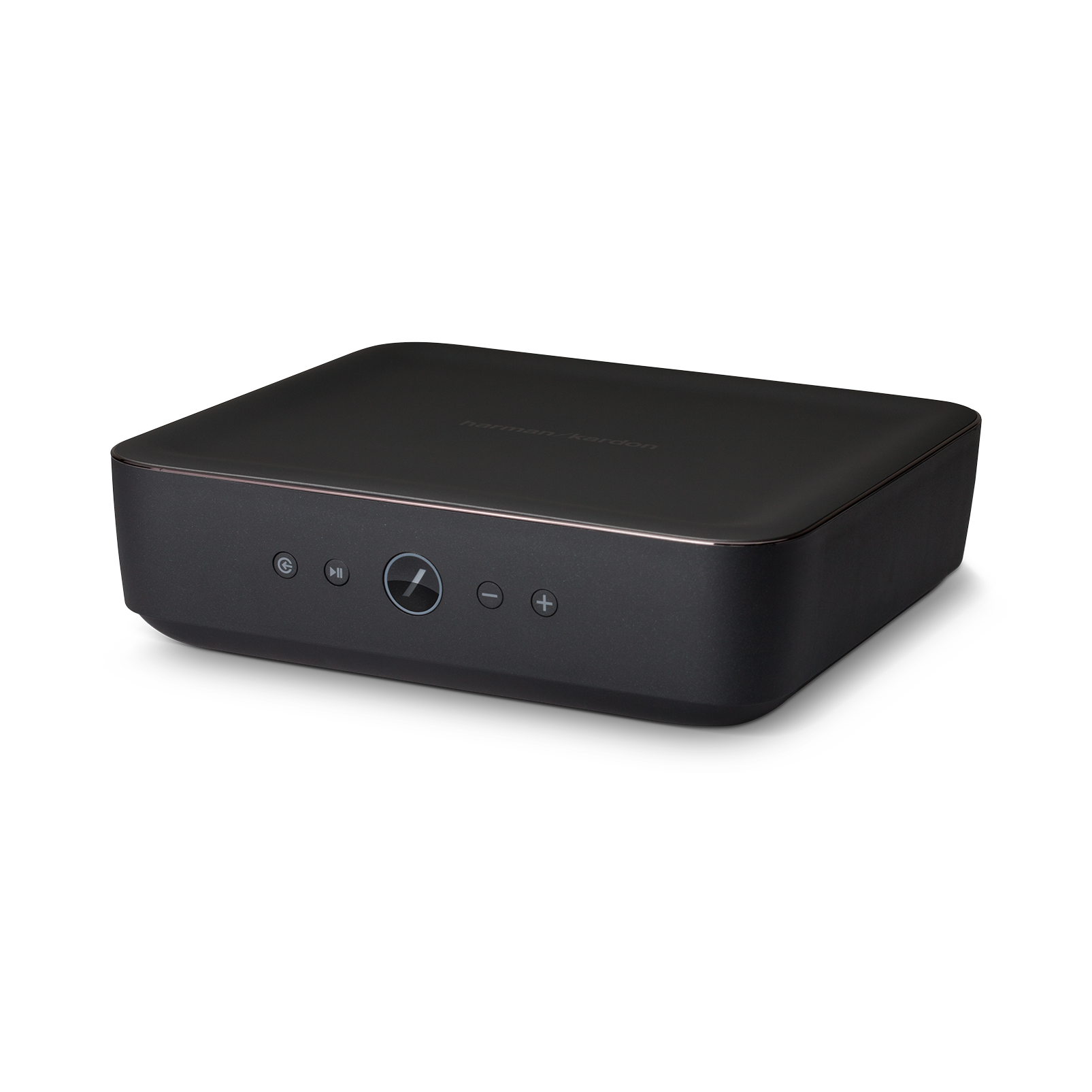Adapt + Amp - Black - Wireless HD Amplifier - Hero