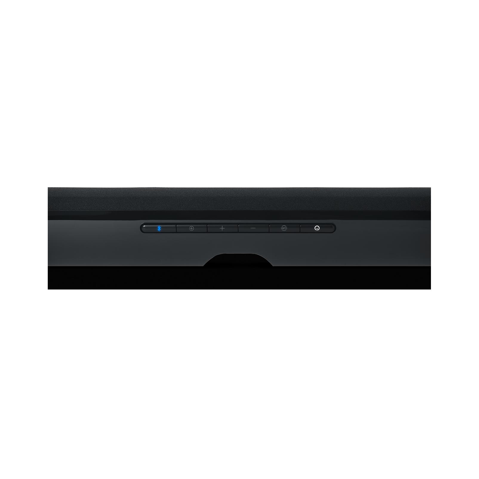 HK SB20 - Black - Advanced soundbar with Bluetooth and powerful wireless subwoofer - Detailshot 3