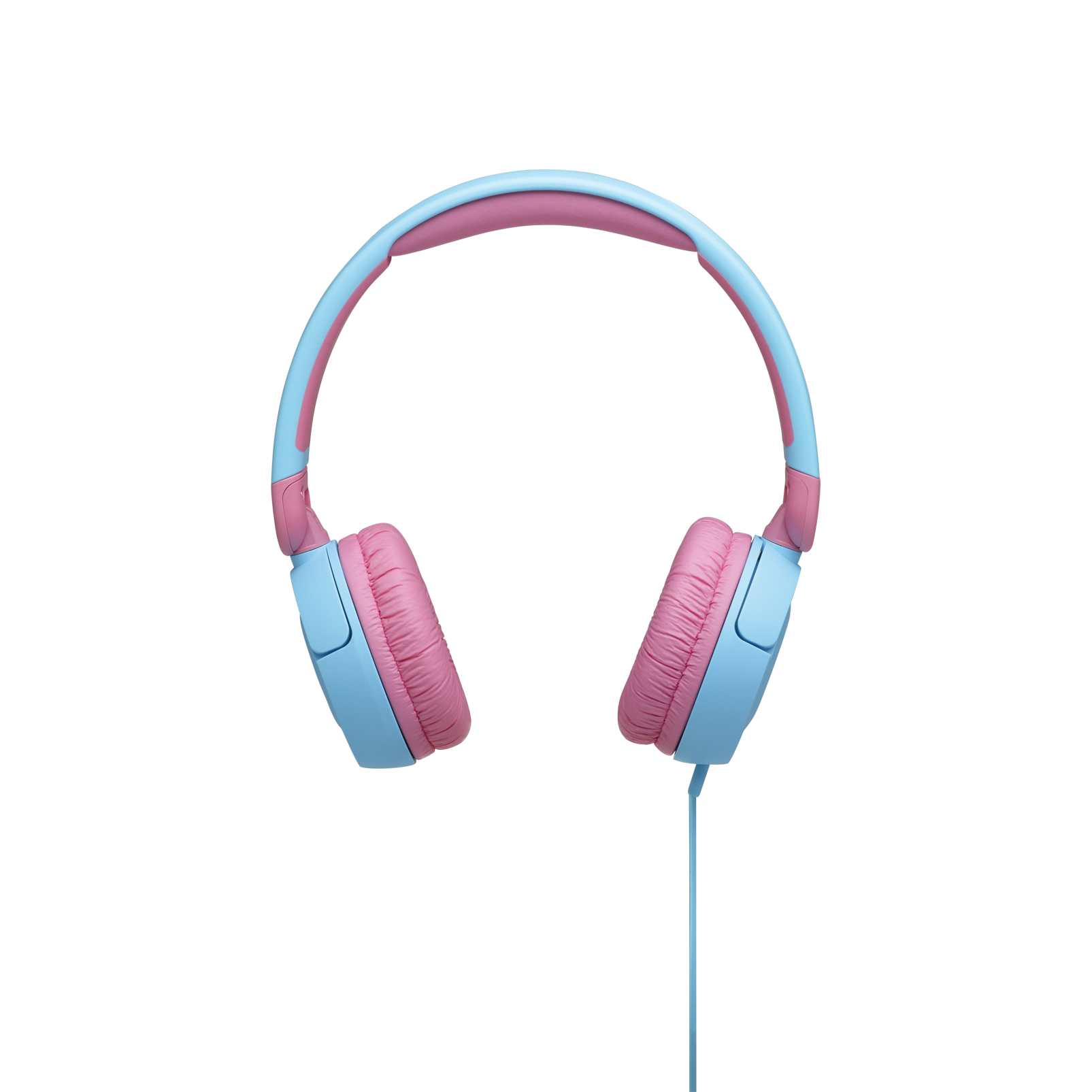 JBL Jr310 - Blue - Kids on-ear Headphones - Front