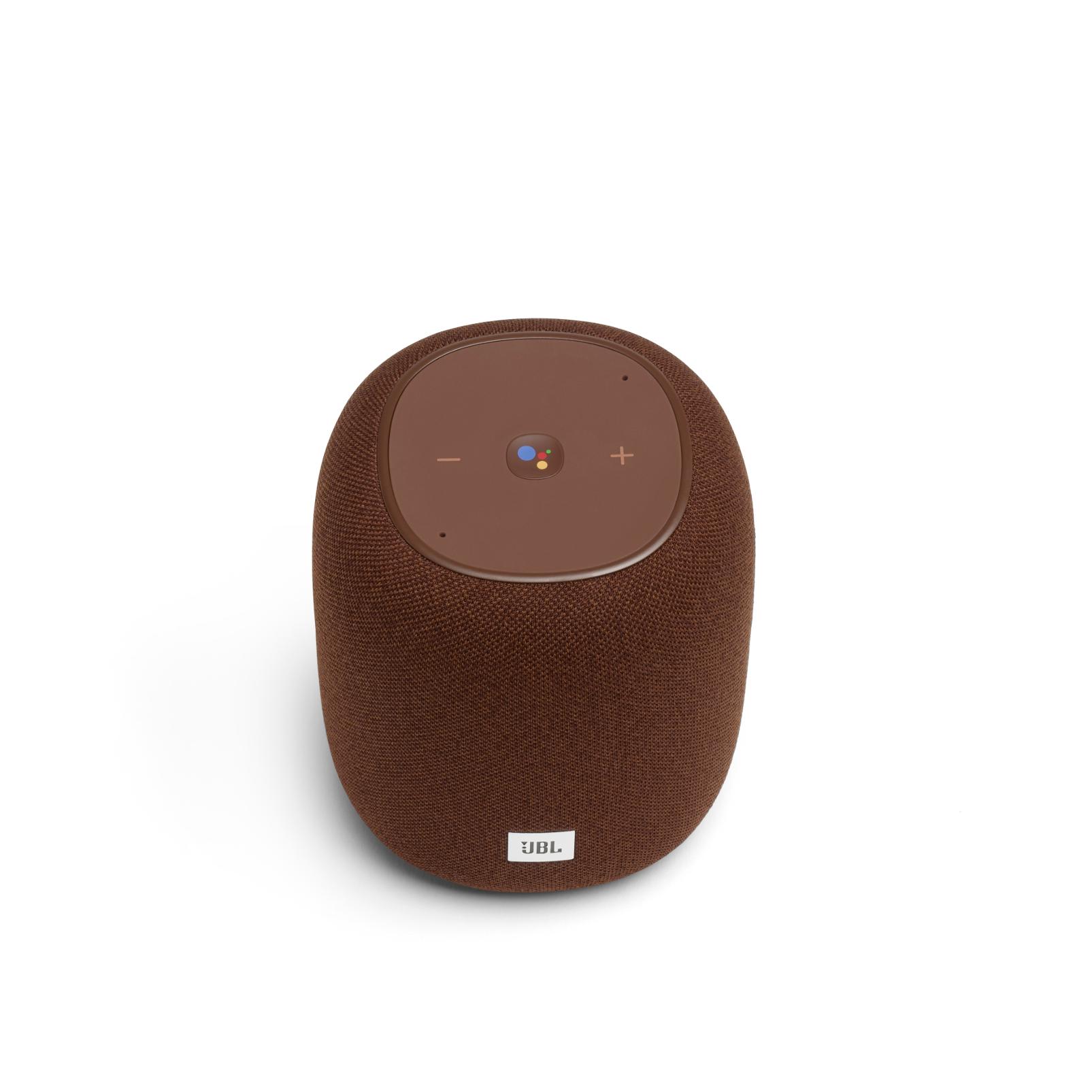 JBL Link Music - Brown - Wi-Fi speaker - Front