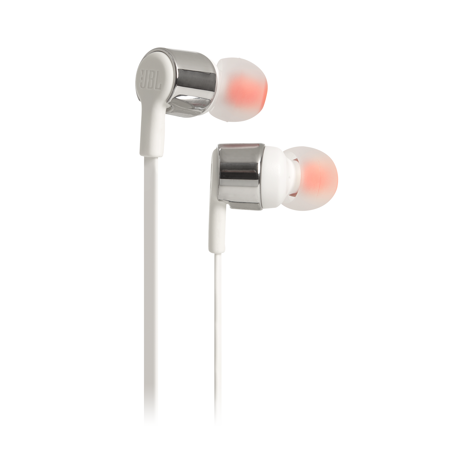 JBL TUNE 210 - Grey - In-ear headphones - Hero
