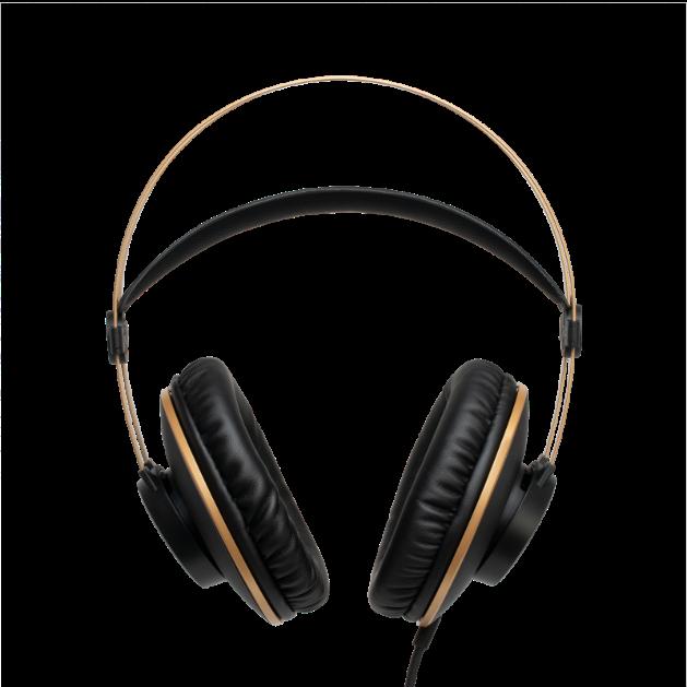 K92 - Black - Closed-back headphones - Detailshot 1